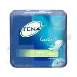 TENA LADY SUPER 30 U.