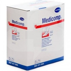 MEDICOMP ESTERIL GASA 10X10 CM 50 UDS