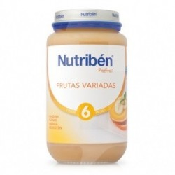 NUTRIBEN GRANDOTE FRUTAS VARIADAS 250GR.