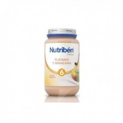 NUTRIBEN GRANDOTE PLATANO-MANZANA 250GR.