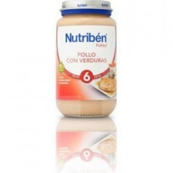 NUTRIBEN GRANDOTE POLLO/TERN/VERDUR 250G