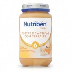 NUTRIBEN GRANDOTE 6 FRUTAS/CEREALES 250G