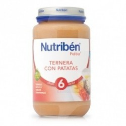 NUTRIBEN GRANDOTE TERNERA/PATATAS 250GR.