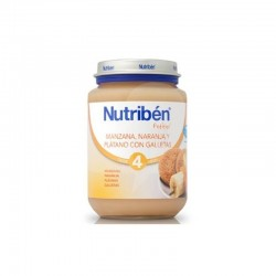 NUTRIBEN JUNIOR MANZ/NARA/PLAT/GALLE 200