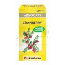 ARKOCAPSULAS CRANBERRY (ARANDANO ROJO) 50 CAPS