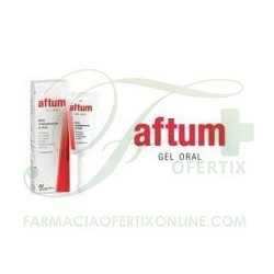 AFTUM GEL ORAL ÚLCERAS BUCALES 15ML