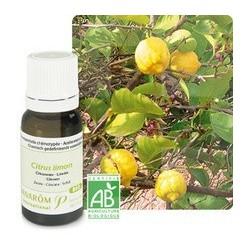 Pranarom aceite esencial limón bio 10 ml