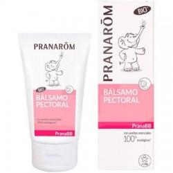 Pranarom prana bb balsamo pectoral bio respiración facil 40 gr