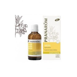 Pranarom aceite vegetal argan 50 ml