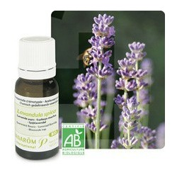 Pranarom aceite esencial espliego macho bio 10 ml
