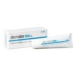 Dermaloe Med Gel Cicatrizante 40 gr