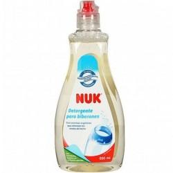 Nuk detergente para biberones y tetinas 500 ml