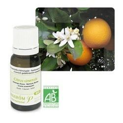 Pranarom aceite esencial naranja dulce 10 ml