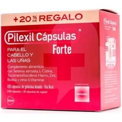 PILEXIL FORTE 120 CÁPSULAS ( 20% REGALO)