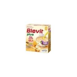 BLEVIT PLUS DUPLO 8 CEREALES BIZCOCHO Y NARANJA 600 GR