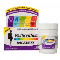 Multicentrum Mujer 30 comprimidos