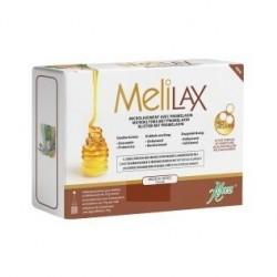 ABOCA MELILAX MICROENEMAS ADULTOS 10 G 6 UNIDADES