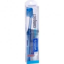 Vitis Compact medio Cepillo + Vitis Blanqueador 15 ml