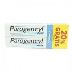 PAROGENCYL ENCIAS PASTA DENTAL 2X125ML.