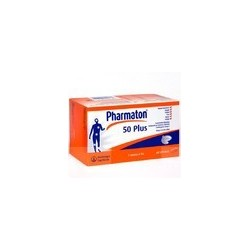 PHARMATON 50 PLUS 30 CÁPSULAS