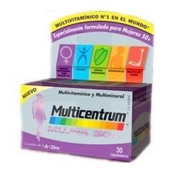 Multicentrum Mujer 50 + 90 comprimidos