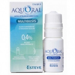 AQUORAL 10ML MULTIDOSI