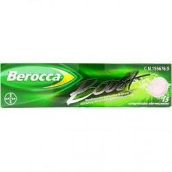 Berocca Boost 15 Compridos Efervescentes