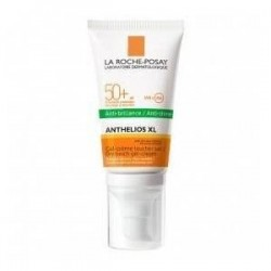 anthelios XL SPF 50+ toque seco antibrillos con color 50ml