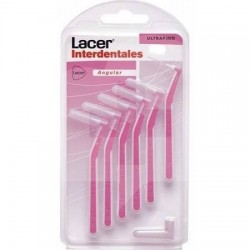 Cepillo Lacer Interdental Ultrafino Angular 10 Uds