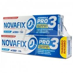 NOVAFIX FORMULA PRO 3 SIN SABOR 70 ML + 50 ML