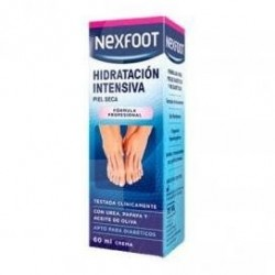 Nexfoot crema hidratación intensiva 60ml