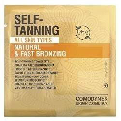COMODYNES SELF-TANNING AUTOBRONC 8 TOALLITAS