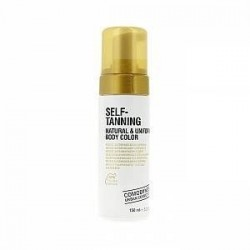 SENSILIS COMODYNES SELF TANNING BODY MOUSSE 150ML