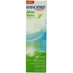 RHINOMER ALOE VERA SPRAY 100 ML.