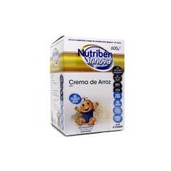 NUTRIBEN INNOVA CREMA DE ARROZ 600 G