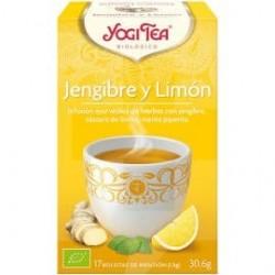 YOGI TEA® Jengibre-Limón