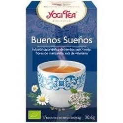 YOGI TEA® Buenos Sueños