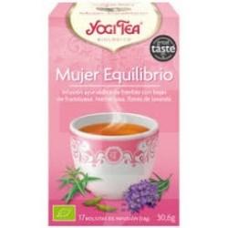 YOGI TEA® Mujer Equilibrio