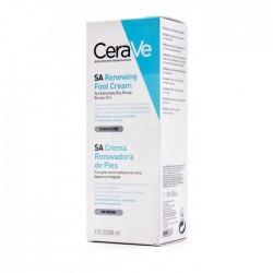 CeraVe Crema Renovadora de Pies con Ácido Salicílico 88ml