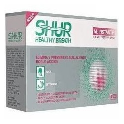 SHUR Healthy Breath Aliento Sano 28 cápsulas
