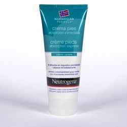 NEUTROGENA FORMULA NORUEGA PIES CREMA ABSORCION 50ML