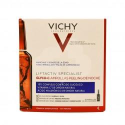 VICHY SPECIALIST GLYCO C PEELING DE NOCHE 10 AMPOLLAS