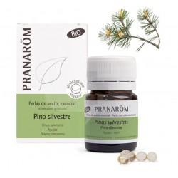 perlas aceite esencial pino silvestre pranarom 60 minicapsulas
