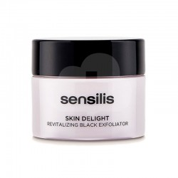 SENSILIS SKIN DELIGHT BLACK PEELING 75ML