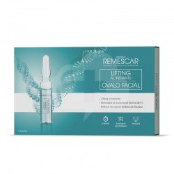 REMESCAR OVALO FACIAL LIFTING INSTANTANEO 5 AMPOLLAS