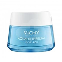 VICHY AQUALIA THERMAL CREMA REHIDRATANTE RICA 50ML