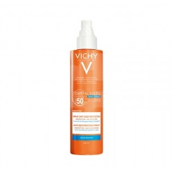 CAPITAL SOLEIl BEACH PROTECT SPRAY ANTIDESHIDRTACION SPF 5 200ML