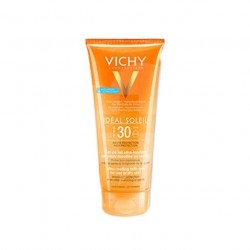 VICHY IDEAL SOLEIL GEL ULTRAFUNDENTE WET SKIN SPF30 200ML