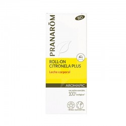 PRANAROM ROLL ON CITRONELA REPELENTE LECHE CORPORAL 75 ML