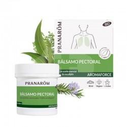 PRANAROM AROMAFORCE BALSAMO PECTORAL 80 ML